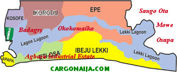 Lagos Exempted Towns
