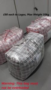 Cargonaija Bag